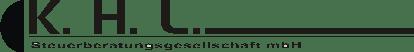 K.H.L. Steuerberatungsgesellschaft in Bochum Logo