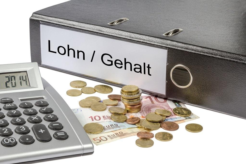 Lohn und Gehaltsordner
