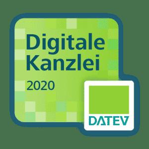 Digitake Kanzlei 2019 Logo